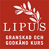 Granskad och godkänd av Lipus
