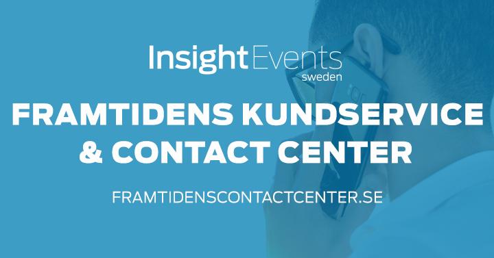 FRAMTIDENS KUNDSERVICE & CONTACT CENTER - Framtidens kundservice