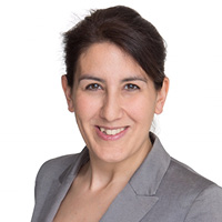 Sandra Elvin, talare på Scada 2021